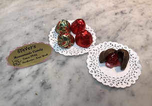 Foil Wrapped Cordial Cherries