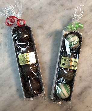 Seasonal Truffle Bars