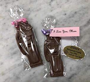 Milk Chocolate Golf Bag