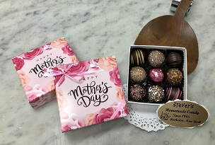 Mother's Day Truffle Box