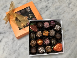Autumn Truffles & Leaves Assortment