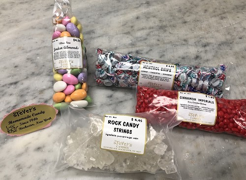 Assorted Bagged Candy