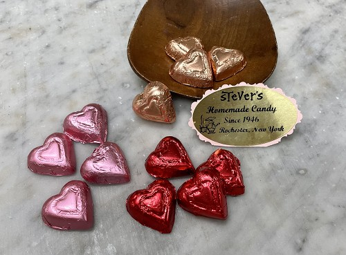 4 ~ Foiled Hearts