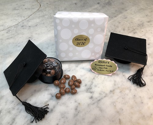 Grad Cap Satin Box